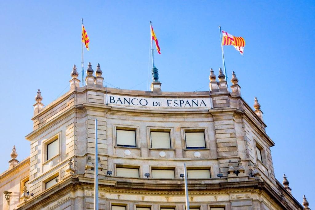 sede banco de espana barcelona fuent shutterstock