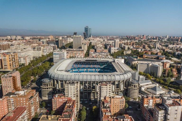 Hacienda levantará un edificio de oficinas en su solar junto al Bernabéu