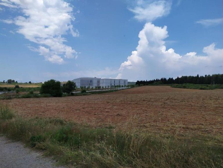 Sareb vende un suelo de 54.500 m2 a La Llave de Oro en Barcelona