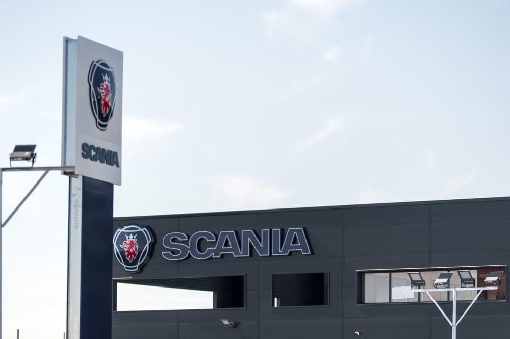 ACR obras Scania