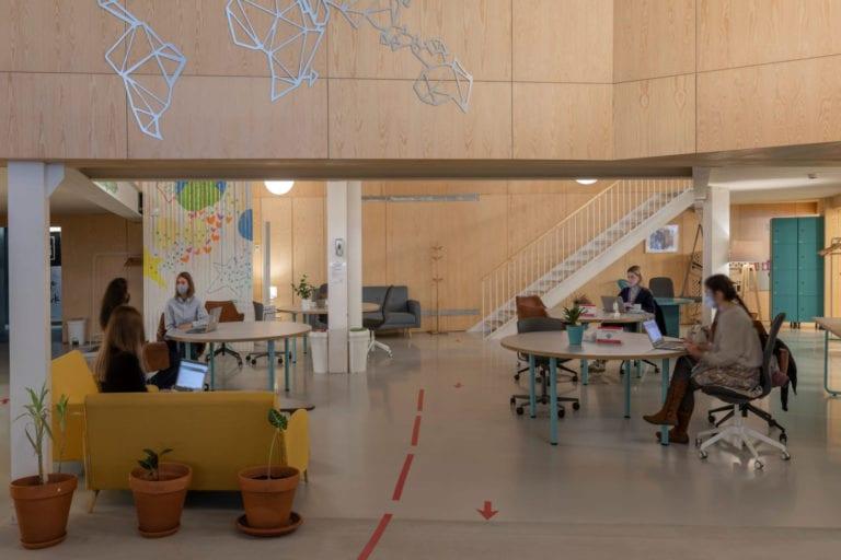 Impact Hub Madrid recibe el premio South European Startup al mejor coworking