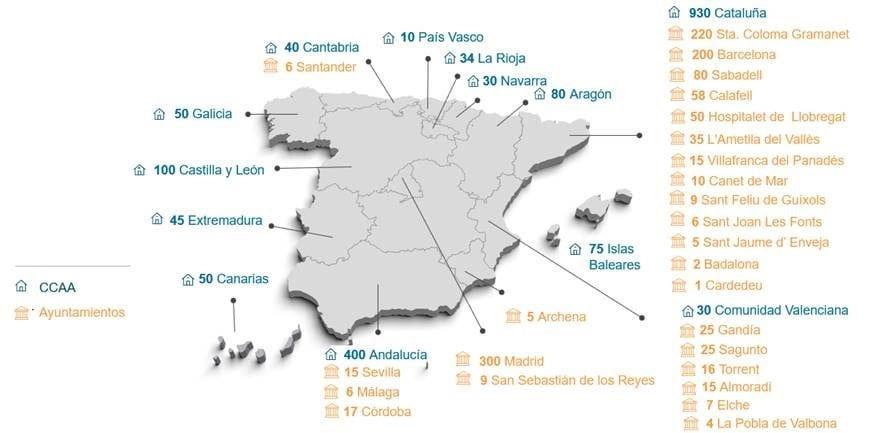 Comunidad Valenciana compra viviendas