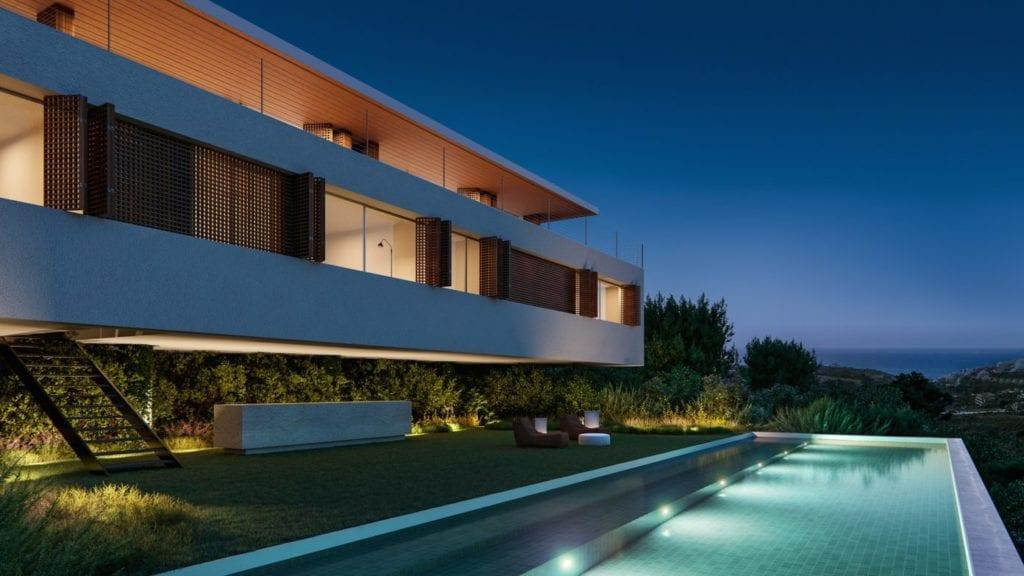 vivienda lujo promocion caledonian malaga fuente Urbanitae