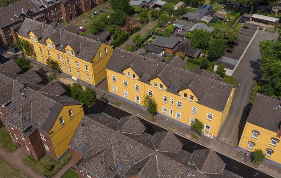 viviendas de Velero en Alemania fuente Velero