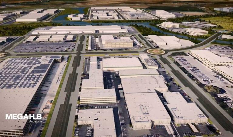 Andalucía recibe 21 ofertas para iniciar el complejo logístico de Puerto Seco en Antequera