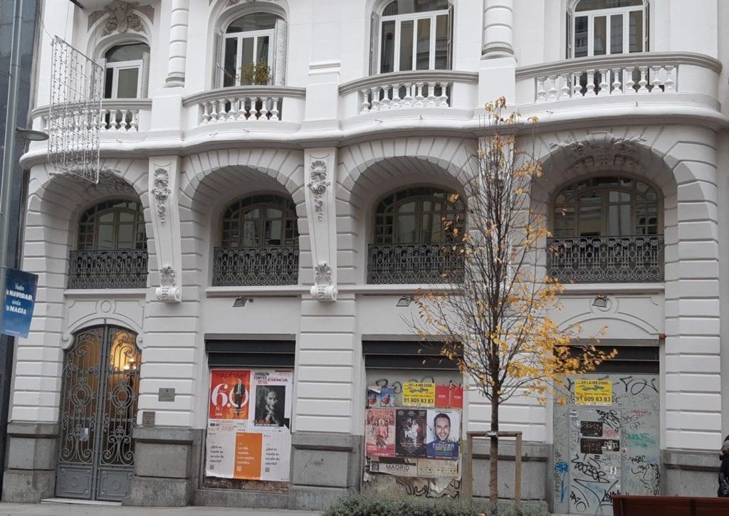 Targobank oficina Gran Vía