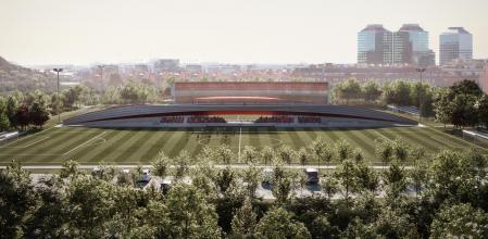 La Fundación Damm compra suelo en Montjuic para su ciudad deportiva del fútbol