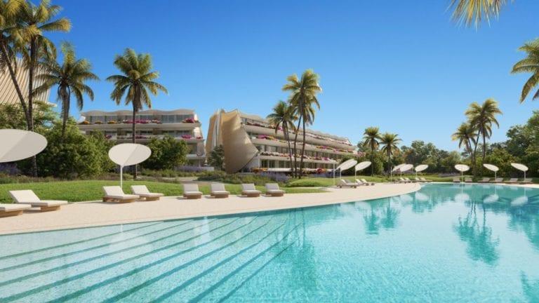 Delfin Tower promoverá un complejo de lujo en el antiguo suelo de BBVA en Alicante