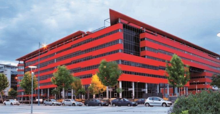 Liberbank entra en la Socimi Silicius a cambio de un complejo de oficinas