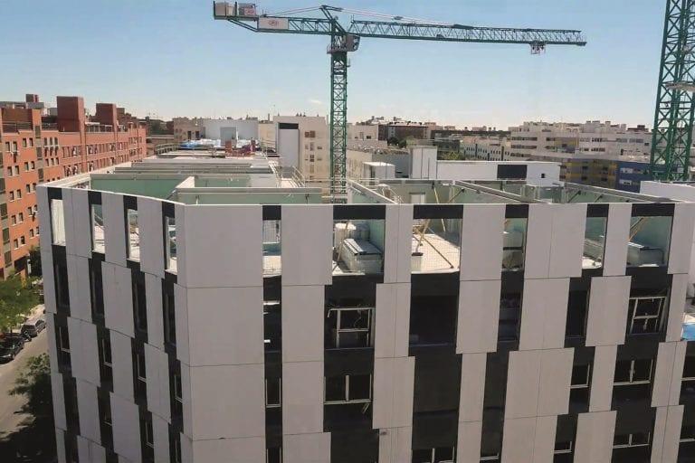 Grupo Avintia se suma a la plataforma para potenciar la vivienda industrializada