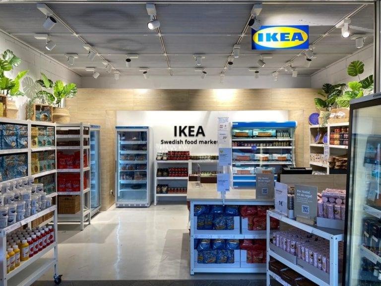 Ikea abre su primera tienda 'pop-up' de comida en La Maquinista