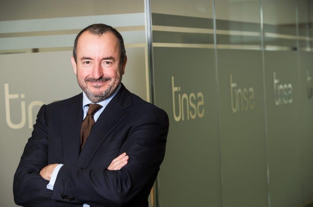 Tinsa colocará a Ivo Gómez en el lugar que ocupaba Ignacio Martos desde su llegada a la compañía en el año 2014.