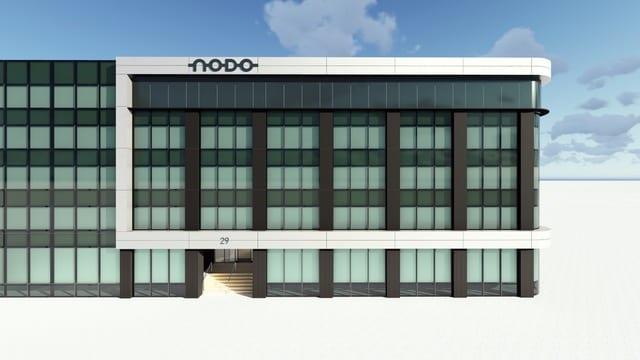 IBA Capital ultima la reforma del edificio Nodo con 45 millones de inversión
