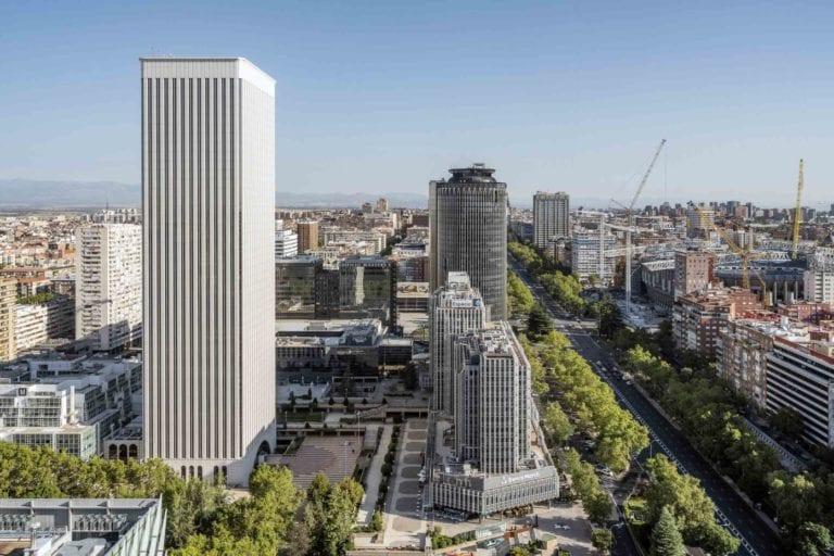 Merlin y GMP eligen a cinco arquitectos para su proyecto de reforma de Azca