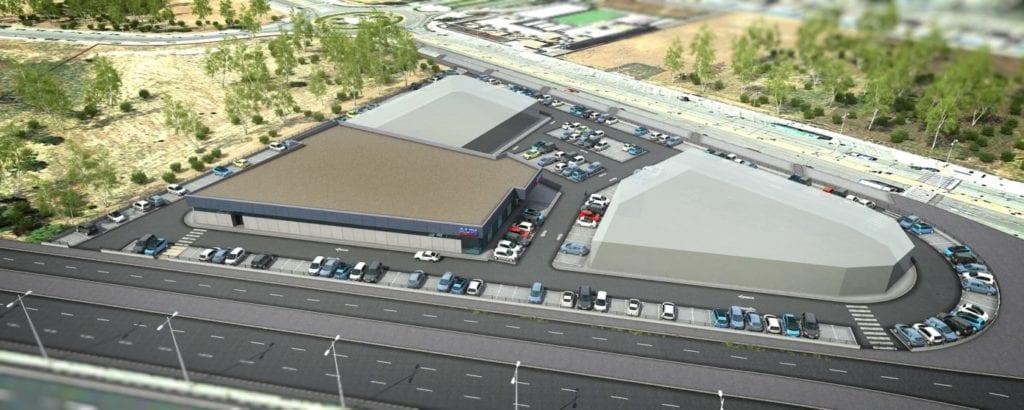 Batex & Duplex avanza en la puesta en marcha de sus parques comerciales de Málaga y Cádiz