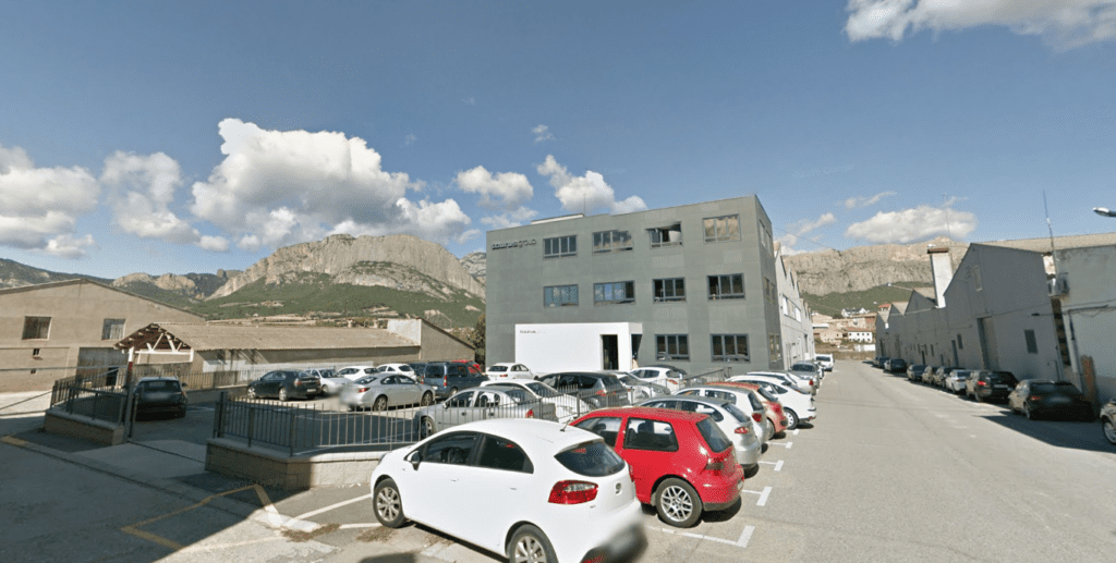 Taurus nuevo centro logístico