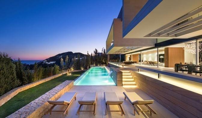 Villa en Port Andratx Mallorca Fuente Engel Völkers