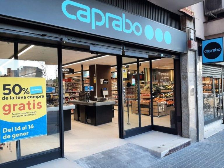 Caprabo avanza en su expansión con un nuevo supermercado en Granollers