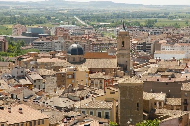 Sareb vende un suelo urbano en Huesca capital