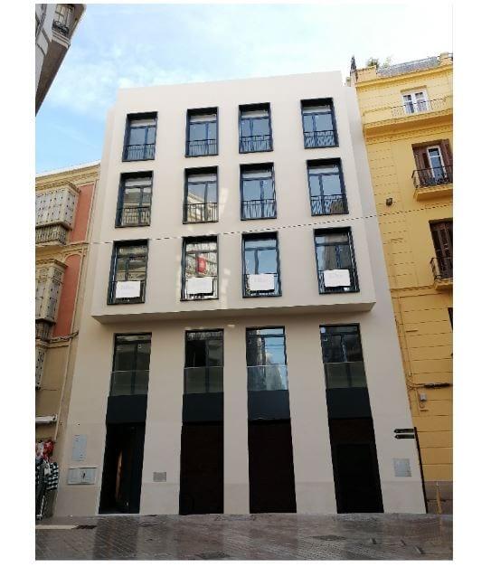 El centro de Málaga albergará un nuevo edificio de apartamentos turísticos