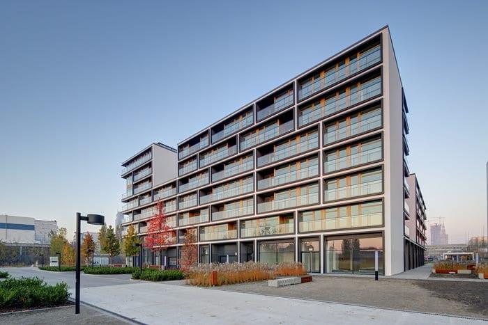 Ferrovial negocia la venta de su inmobiliaria polaca por 300 millones