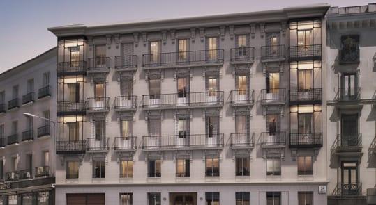 Platinum prevé reconvertir en un hotel su proyecto de viviendas de lujo en Madrid