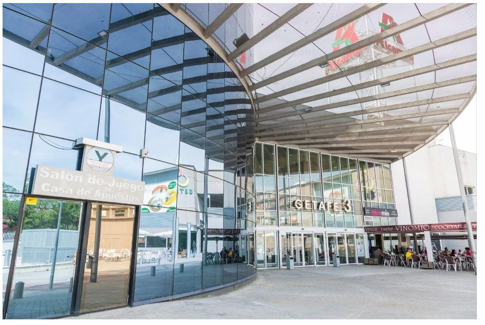 getafe 3 centro comercial