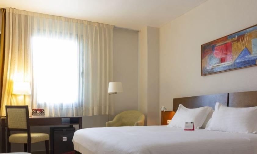 habitacion Expo hotel Valencia