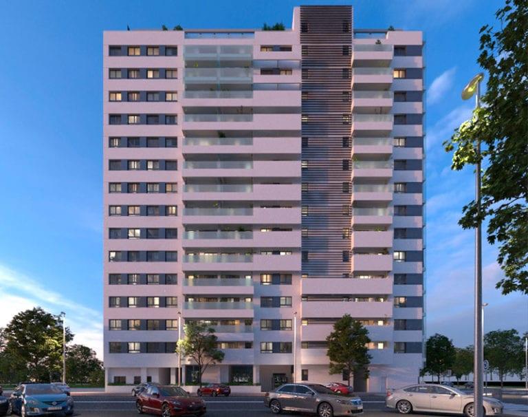 Serprocol lanza un proyecto de 103 viviendas en Valencia