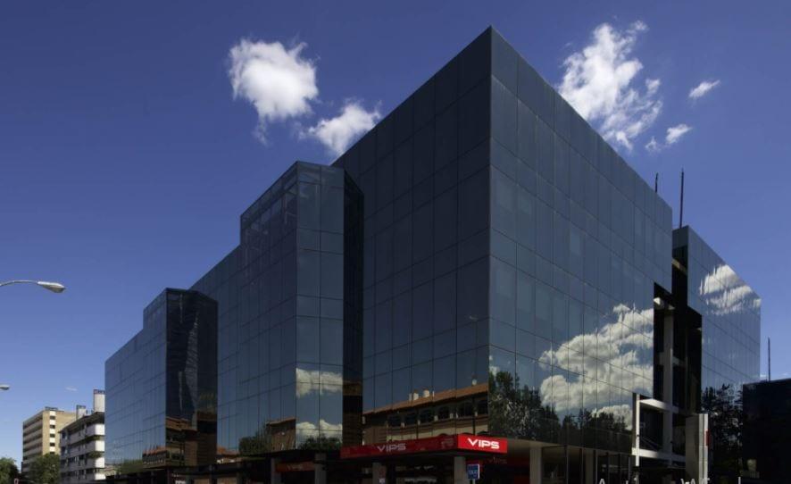 oficinas castellana 280 madrid fuente Merlin properties