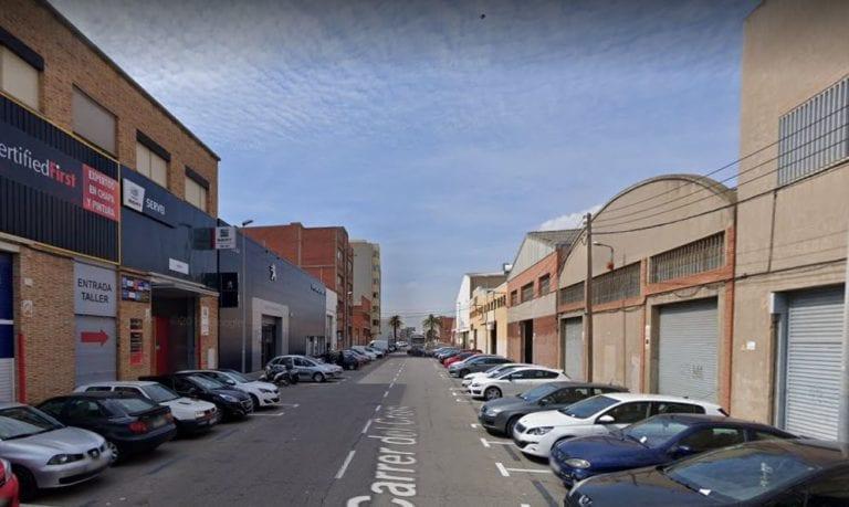 Sareb vende dos naves industriales en Hospitalet de Llobregat por cinco millones