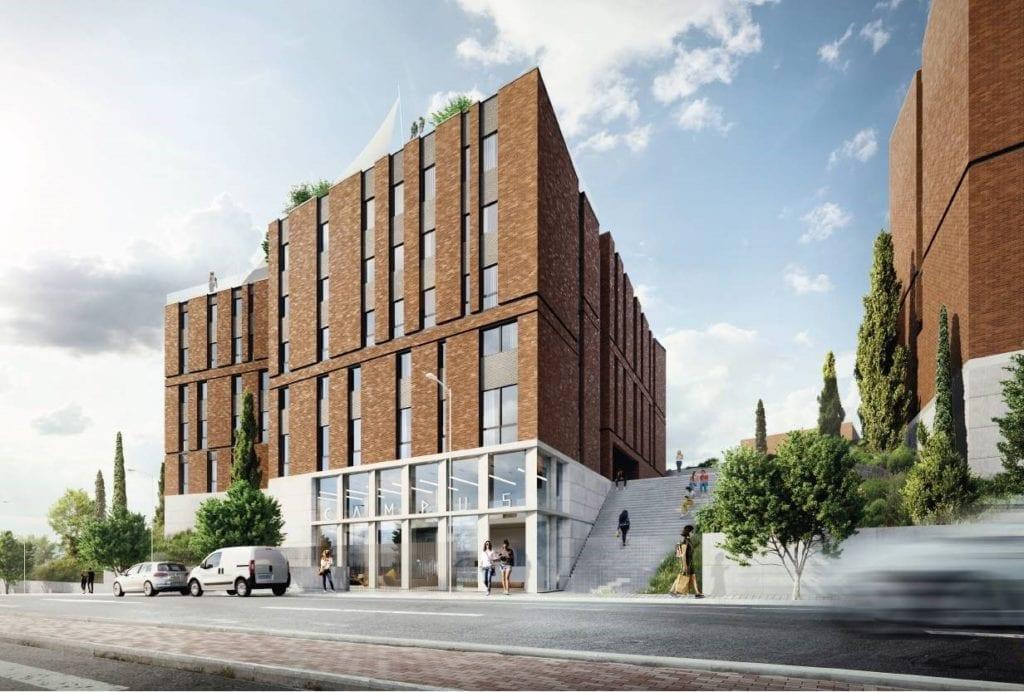 residencia de estudiantes en Madrid fuente Round Hill 1024x692 1
