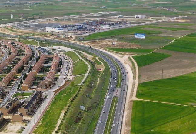 Parla da luz verde a un nuevo parque tecnológico y empresarial con 6 millones de m2