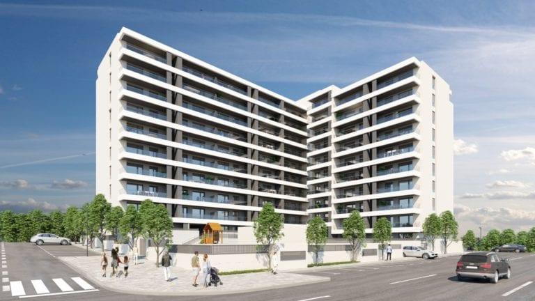 Aelca comercializa 119 viviendas de Sareb en Pamplona