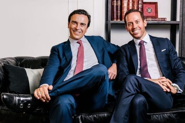 Abel Matutes Prats y Manuel Campos Guallar mabel capital 1