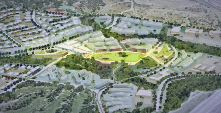 Developers Jump Into Large-Scale Land Developments in Madrid