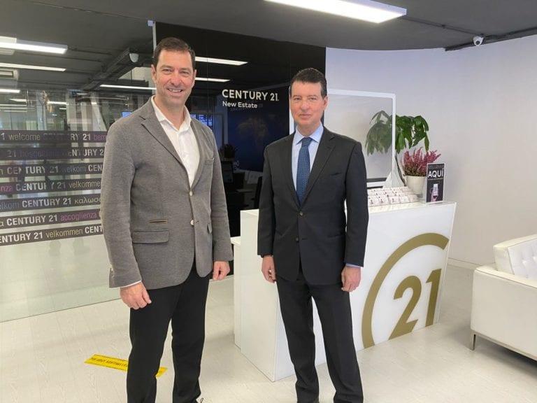 Century 21 se alía con SGC para promover 100 proyectos en cinco años