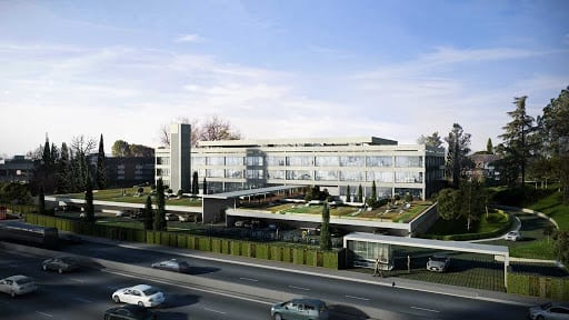 Zambal cancela la compra de un edificio de oficinas de Naropa en Las Rozas