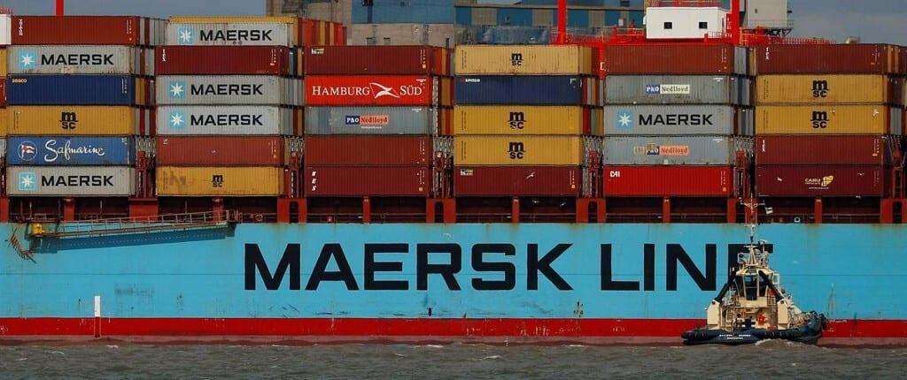 Maersk plataforma logística España