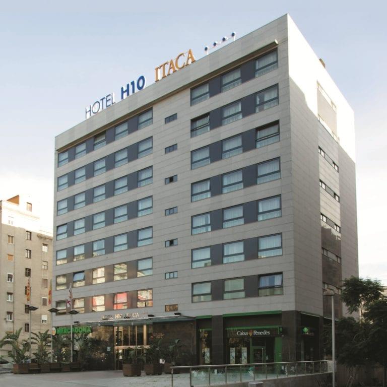 H10 vende el hotel Itaca por 20 millones y continuará como operador