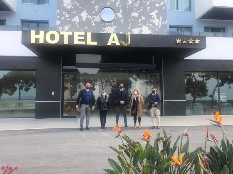 Un grupo inversor ultima la apertura de un nuevo hotel en Alicante