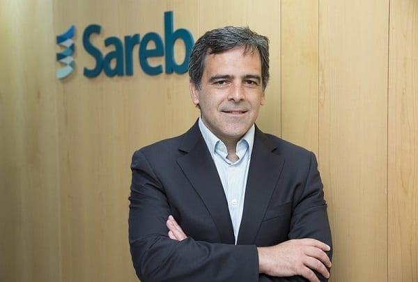 Javier Garcia del Rio consejero delegado de Sareb 1