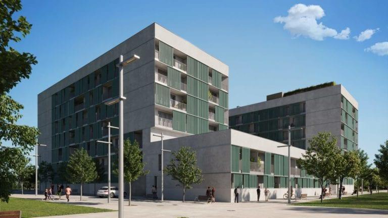 Metrovacesa comercializa 114 viviendas de lujo en el sector Nou Llevant de Palma