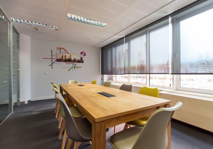 First Workplaces lanza una gestora de oficinas flexibles en España