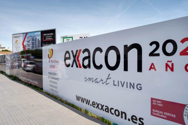 Exxacon desarrolla su primera promoción de viviendas Passivhaus en Málaga