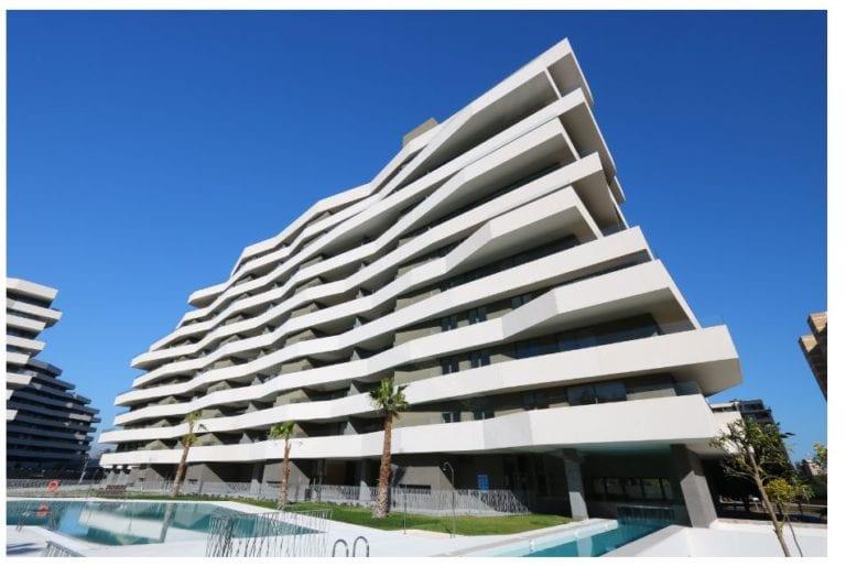 Aedas Homes entrega 86 viviendas de la promoción Azara en el PAU 5 de Alicante