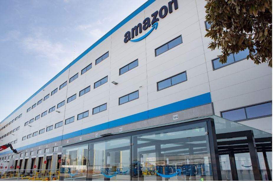 Amazon entregas rapidas Barcelona