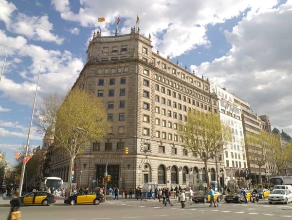 San José rehabilitará la sede del Banco de España en Barcelona