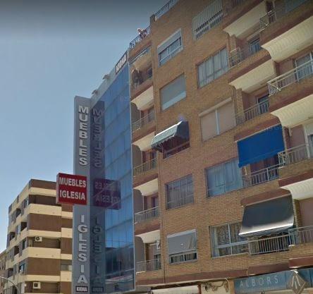 Benetúser alquila con opción a compra un edificio para Servicios municipales