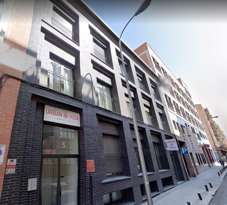 La Socimi Persépolis vende un edificio en Madrid por 6 millones